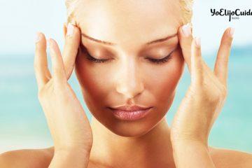Ejercicios faciales; ¿Cómo evitar la flacidez y las arrugas en la cara?