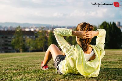 Que importancia tiene la rutina de ejercicio y cómo hacerlo