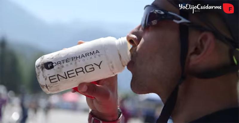 La BC Bike Race ha sido la penúltima colaboración hasta ahora de Laboratorios Forté Pharma e Imparables