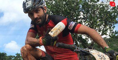 Entrevista a Raúl Doctore, ciclista y miembro del equipo Imparables