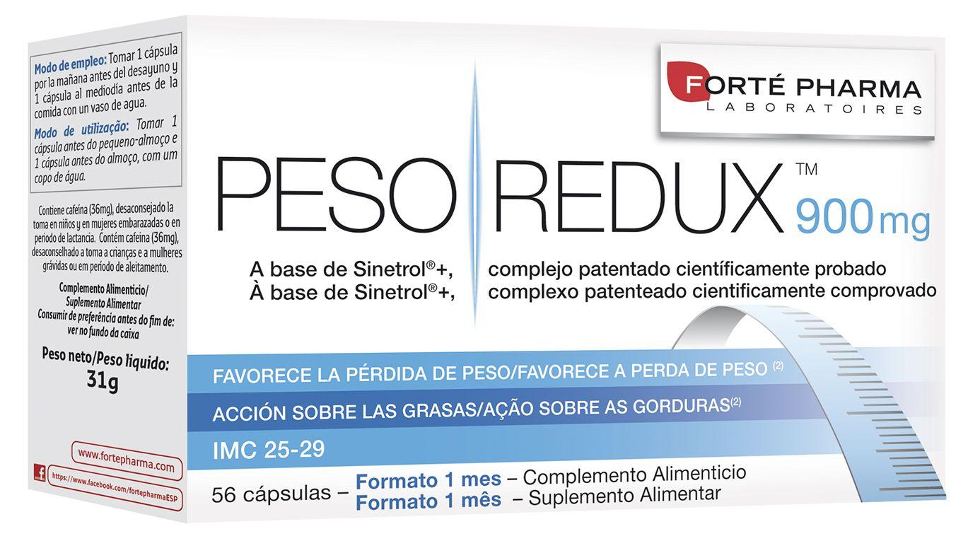 Forté Pharma Pesoredux