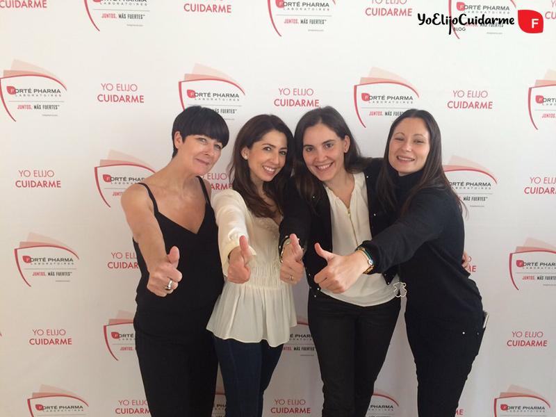 La actitud Forté Pharma llega a Barcelona y Valencia