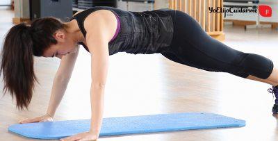 Rutina de ejercicios de tórax, brazos y espalda con Patry Jordán, ¡Vamos!