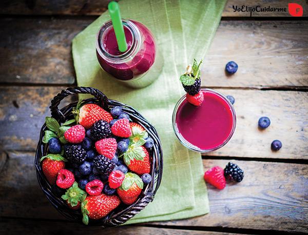 Alimentación para evitar la celulitis