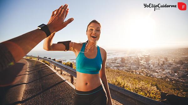 ¿Cómo mejorar el ánimo con el ejercicio y el deporte? - Patry Jordán