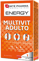 Forté Pharma Energy Multivit Adulto