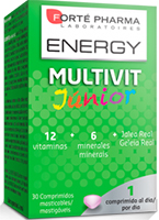 Forté Pharma Energy Multivit Júnior