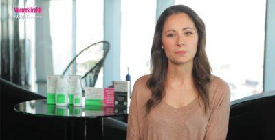 Anticaída del cabello, ¡Los 3 trucos de la experta para Women's Health!