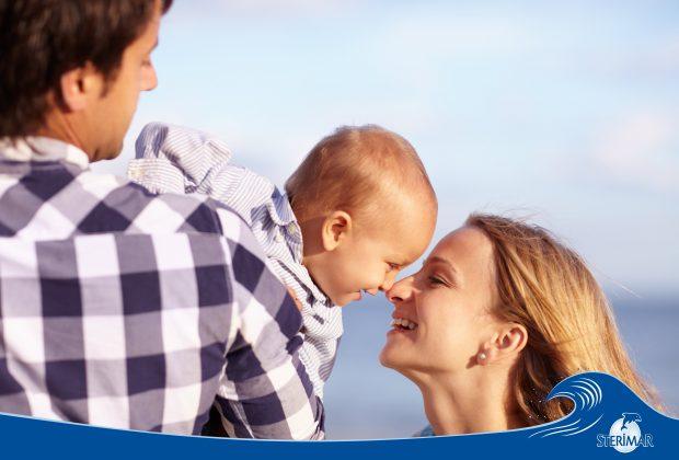 La importancia de la higiene nasal para tu bebé y cómo hacerla bien