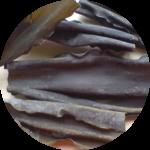 Beneficios de las algas Kombu