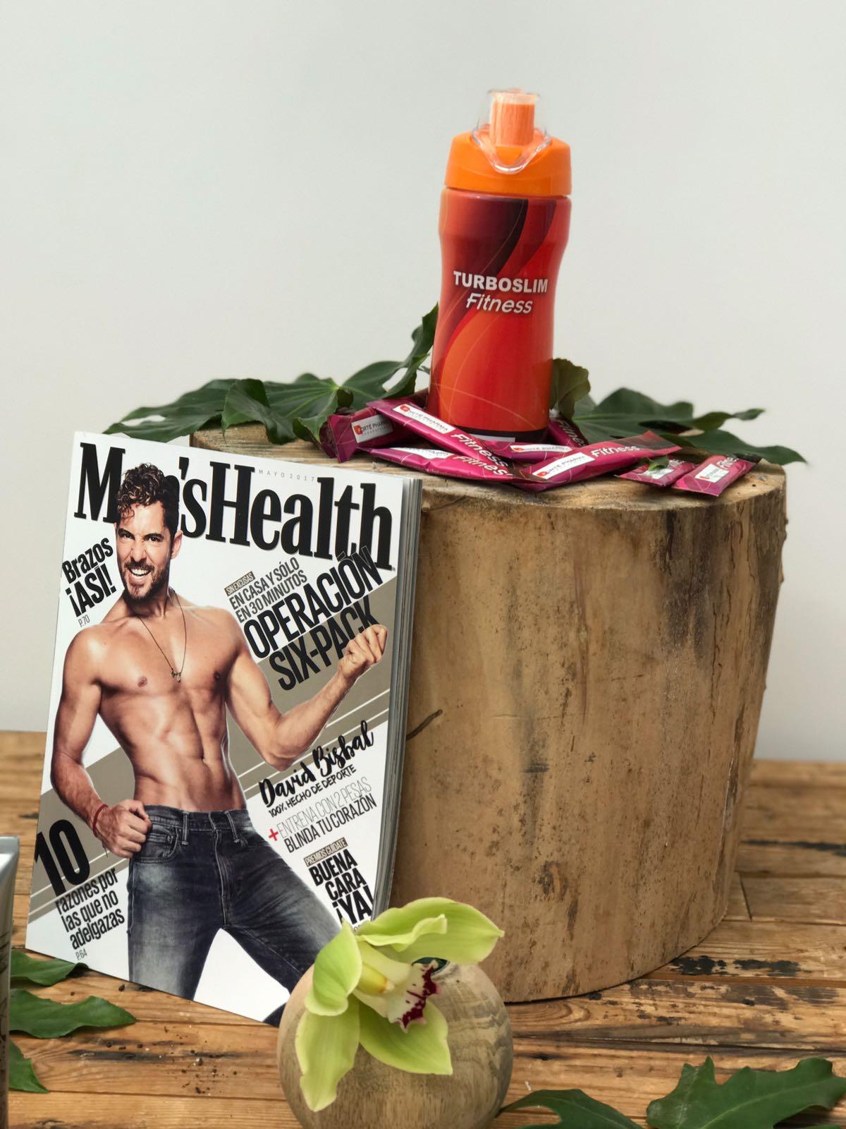 Turboslim Fitness, ganador en los Premios Cuídate 2017 por Men's Health