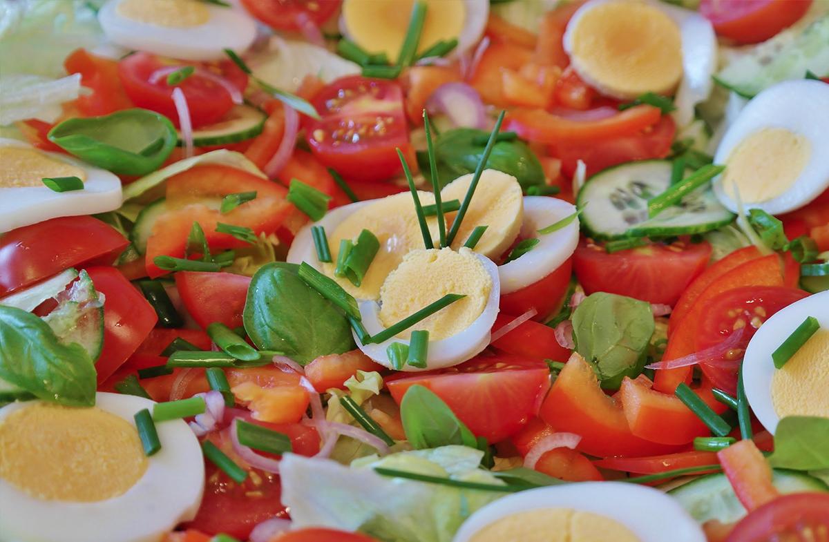 Alimentación deporte y energía; ¿Qué alimentos comer para el ejercicio?