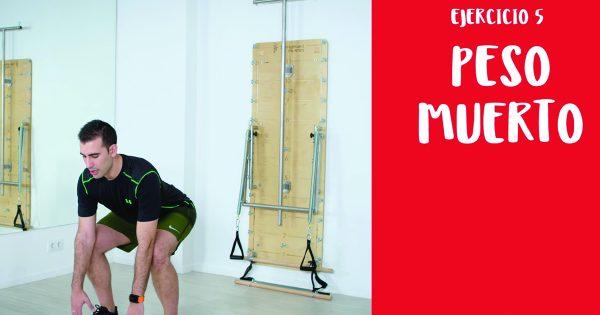 Rutina de 8 ejercicios en la zona lumbar, abdominal y core