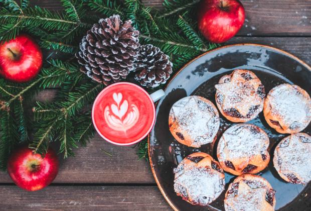 Consejos de Navidad para la comida, ropa, regalos y eventos