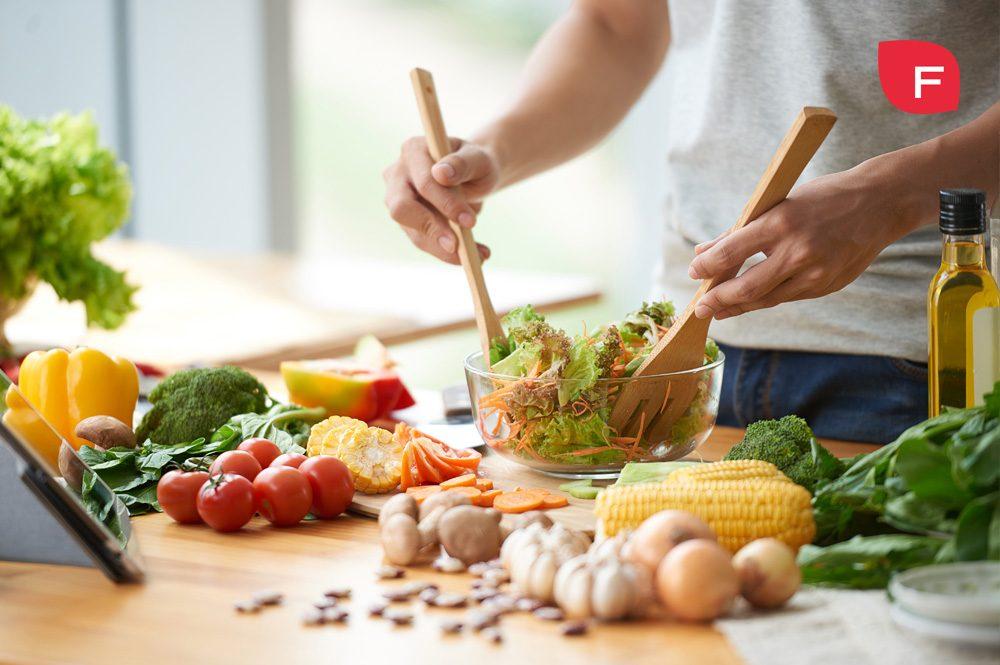 Guía para comer sano; los 5 consejos para iniciarte en la comida ...