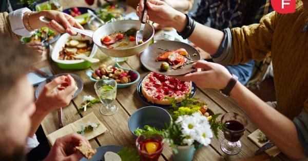 Estos consejos te ayudarán a no ganar peso durante el fin de semana