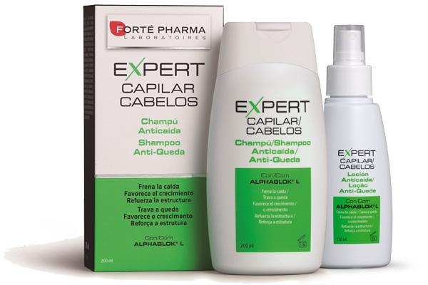 Expert Capilar - Champú y Loción Anticaída
