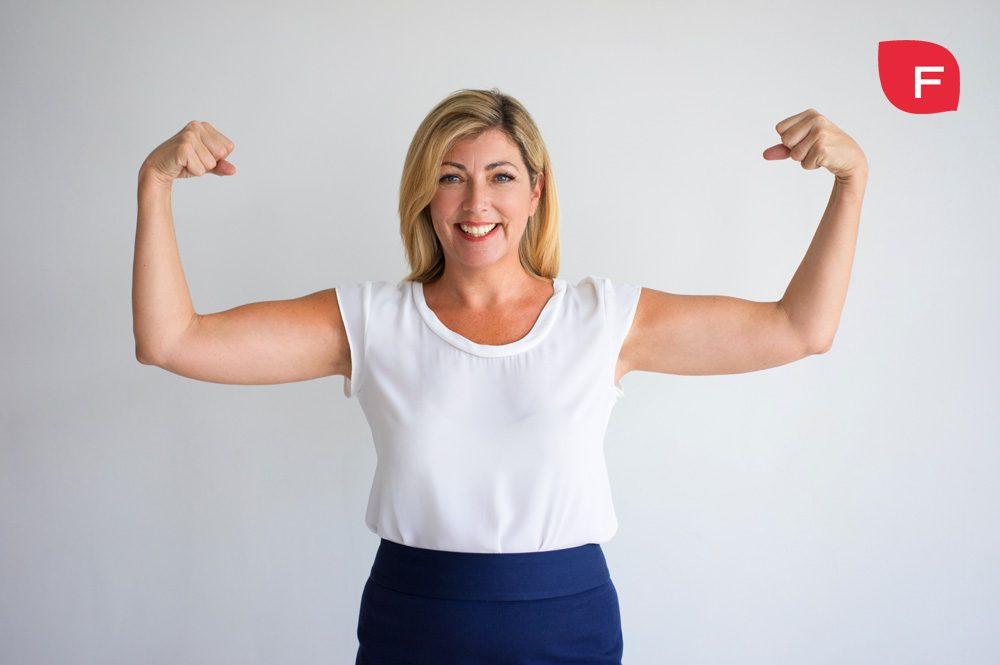 como bajar de peso despues de los 45 años