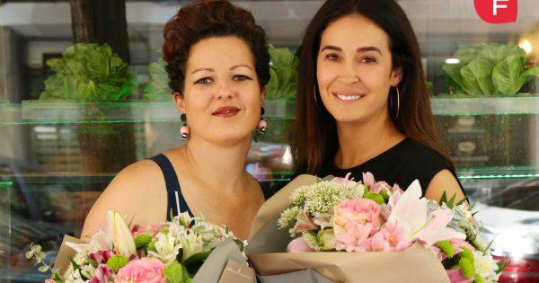 Concurso de XtraSlim 700: la ganadora disfruta de una comida con Vicky Martín Berrocal