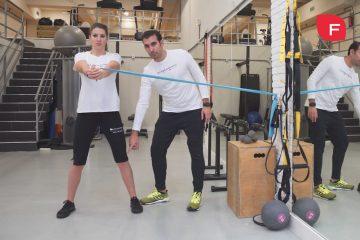 6 ejercicios de abdominales para hacer en casa, hombres y mujeres