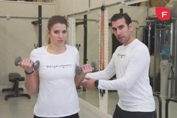 5 ejercicios para tonificar brazos que puedes hacer en casa