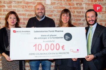 Forté Pharma colabora en la Investigación de la Leucemia Infantil
