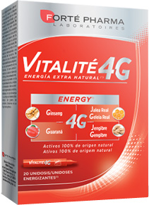 Forte Pharma Vitalité 4G