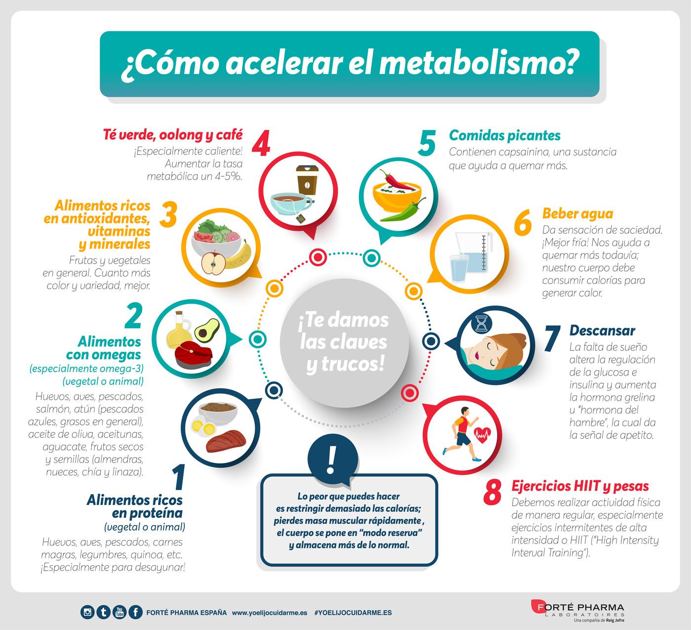 La guía A  Z de comidas bajas en calorías
