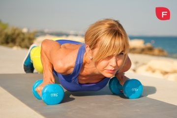 Rutina de ejercicios HIIT para hacer en casa ¡Ponte en forma!
