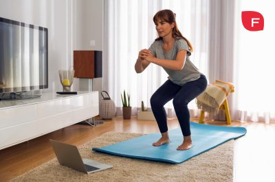Tabla de ejercicios de 15 minutos, ¡Ponte en forma desde casa!
