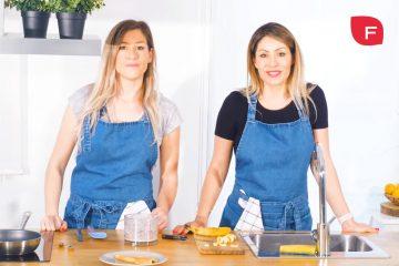 Crepes de avena y plátano, ¡una receta llena de energía!
