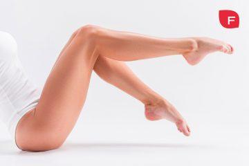 ¿Cómo fortalecer y tonificar las piernas! ¡3 súper-consejos!