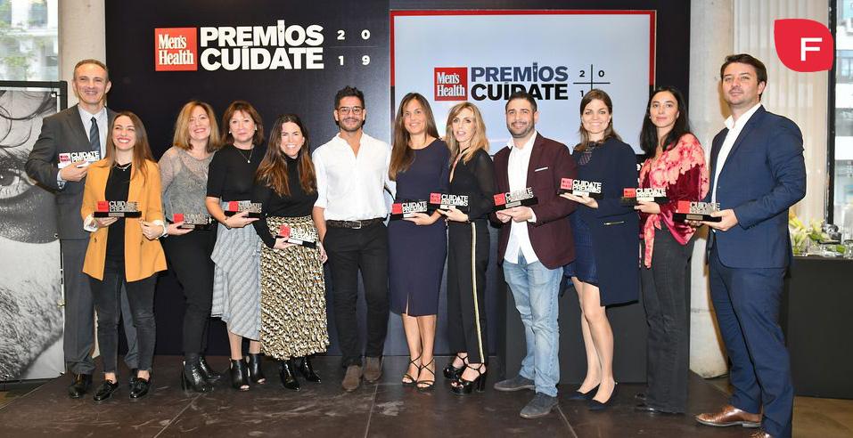 XtraSlim 700 Men gana el Premio Cuídate 2019 de Men's Health al mejor nutricosmético