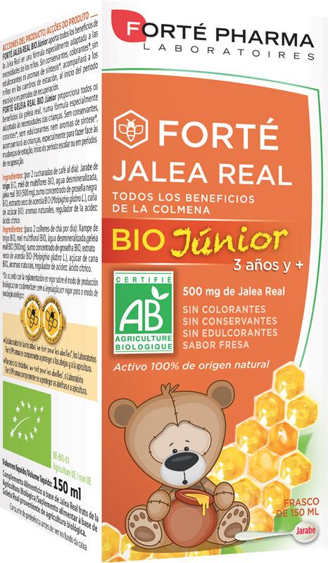 Forté Jalea Real Bio Júnior