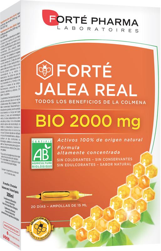 Forté Jalea Real Bio
