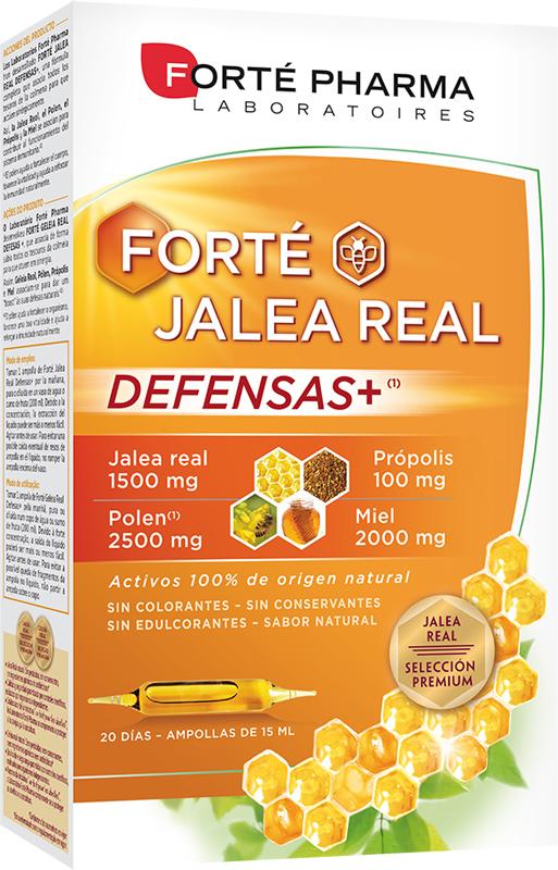 Forté Jalea Real Defensas+