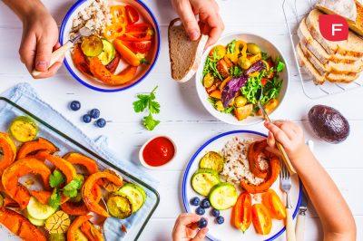 Diferencias entre vegano, vegetariano, flexiteriano y pegano