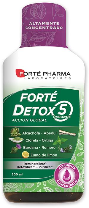 Forté Pharma Detox 5