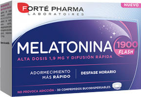 Forté Pharma Melatonina 1900 Flash