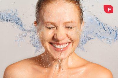 Limpieza facial, ¡agua a 30º y otros consejos para la higiene de la cara!