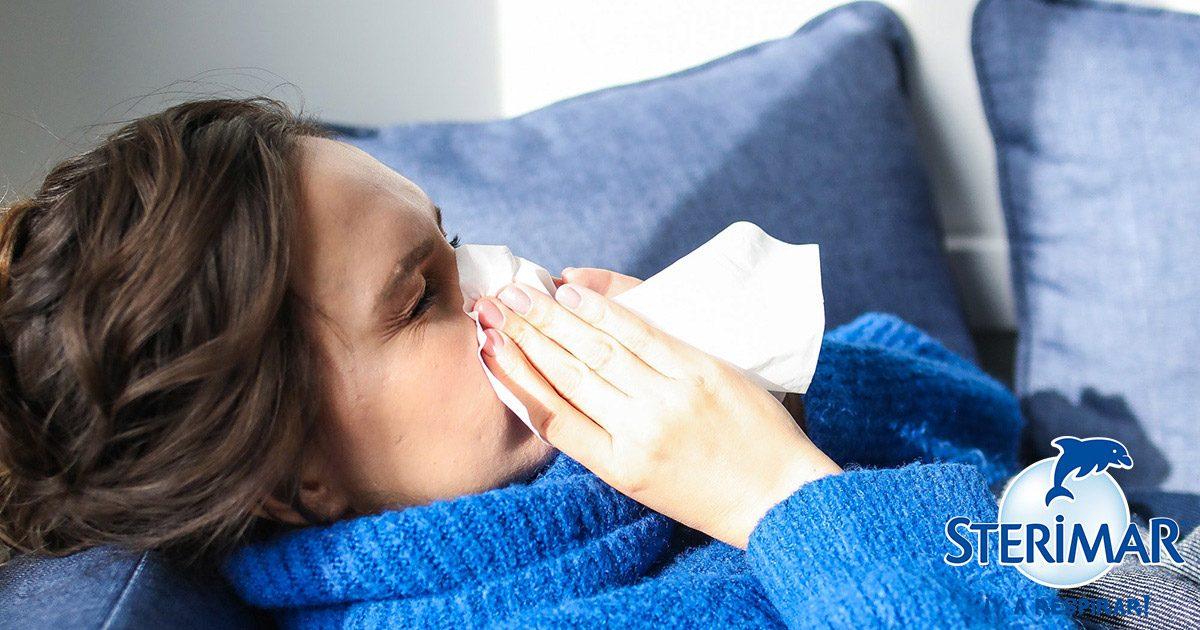 Higiene nasal como hábito diario, ¿por qué, cómo y cuándo hacerla?
