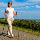 Marcha nórdica, ¿qué es, cómo hacerlo y cuáles son sus beneficios?