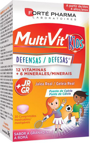 Forté Pharma Multivit Junior Kids