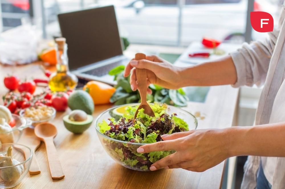 7 ensaladas saludables para 7 días, ¡nuestro nuevo reto!