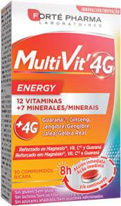 Forté Pharma MultiVit'4G