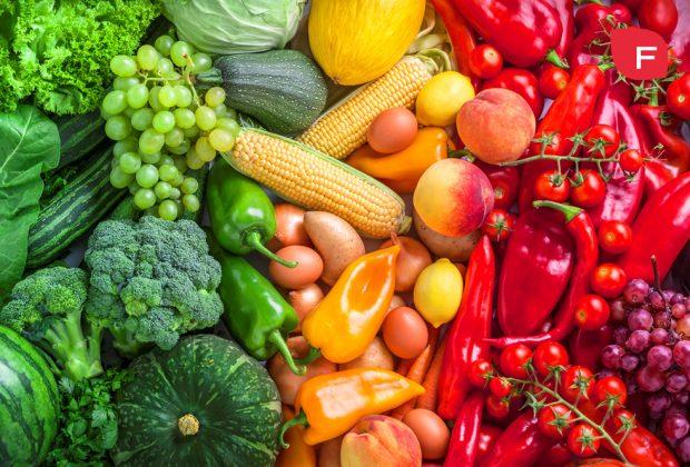 ¿El color de los alimentos indica sus antioxidantes?