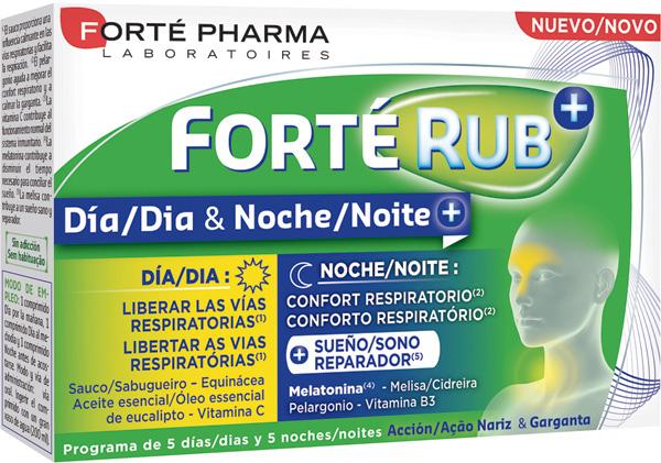 Forté Rub Día y Noche