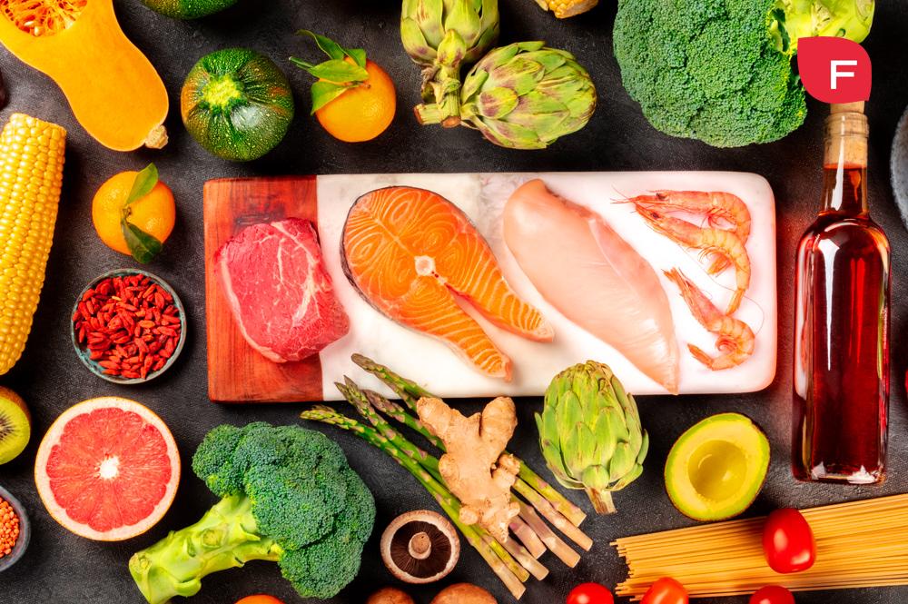 Realfooding; ¿Qué es y qué recetas hay en un menú realfood?