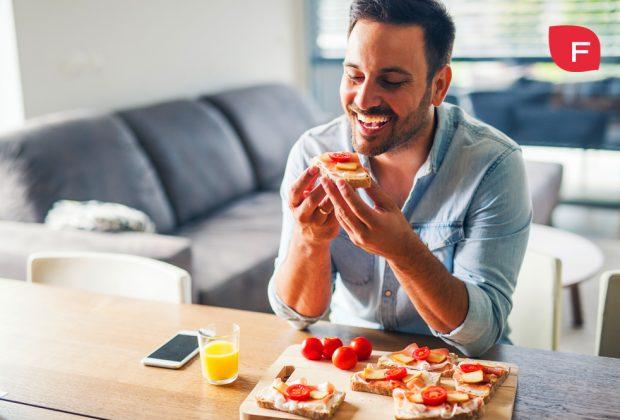 Alimentos y estrés: ¡La alimentación ayuda a combatirlo!