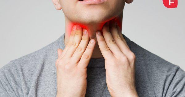 Síntomas y tratamiento de la amigdalitis vírica o bacteriana